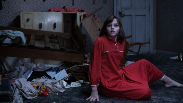 Screenshoot film 'The Conjuring 2'