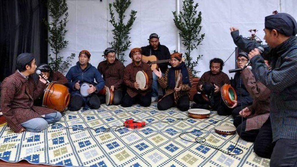 Pameran Karya Seni Islam Indonesia di Adelaide
