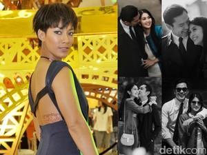 Tara Basro Pamer Tato, Foto <i>Pre-wedding</i> Sandra Dewi di Jepang