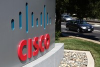 SAN JOSE, CA - AUGUST 10:  A sign is posted in front of the Cisco Systems headquarters on August 10, 2011 in San Jose, California.  Cisco Systems reported better-than-expected fourth quarter revenues with a 3.3 percent rise to $11.2 billion as the company continues to scale down its business.  (Photo by Justin Sullivan/Getty Images)