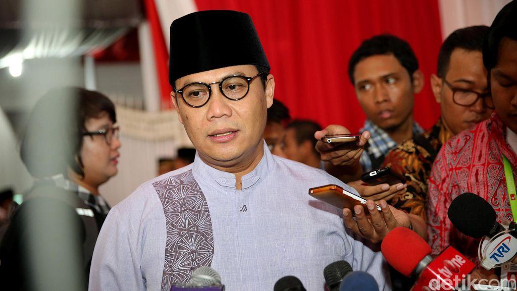 Wakil Ketua MPR: Mengenang Taufiq Kiemas, Lelaki Penentang Badai