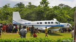 Penerbangan ke Pedalaman Papua Dikurangi Karena PON
