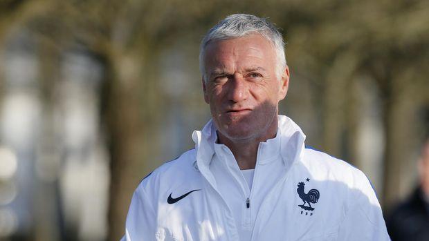 Didier Deschamps sukses membawa timnas Prancis menjadi juara Piala Dunia 2018.