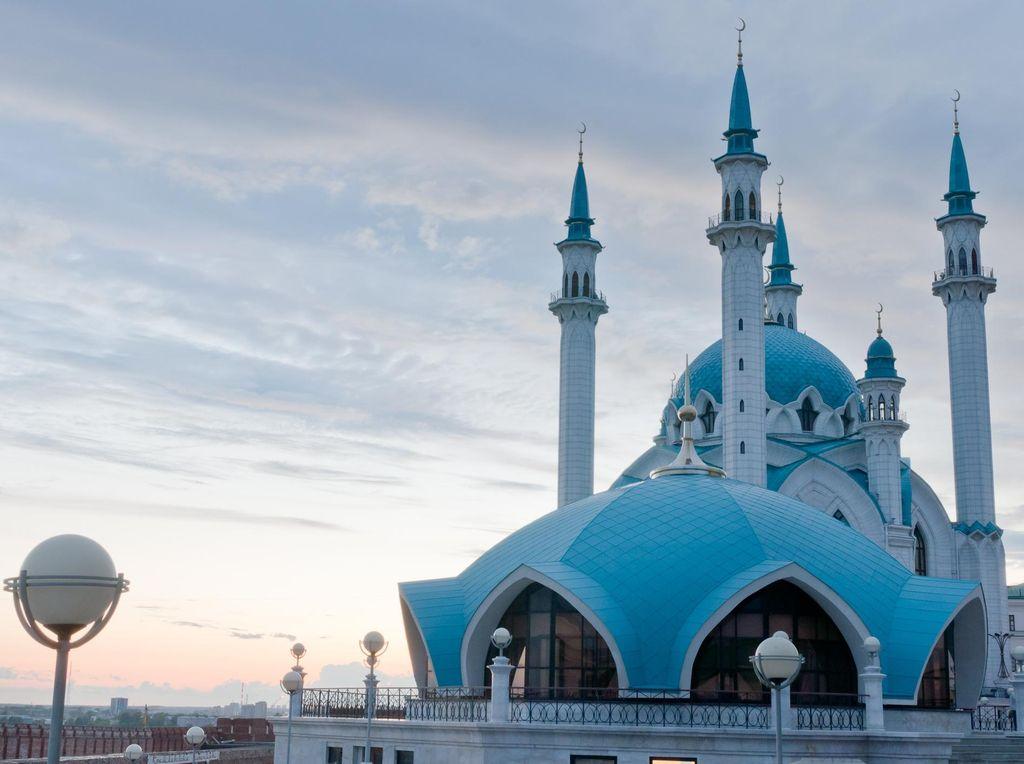 50 Masjid Terindah di Dunia