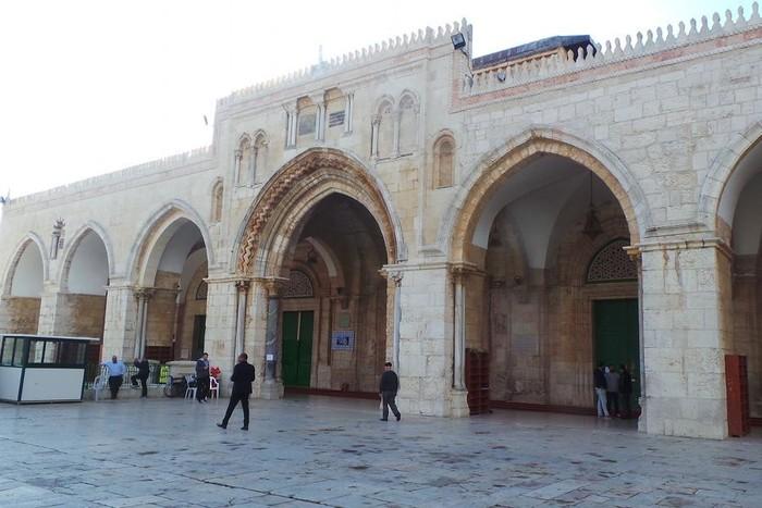 Masjidil Aqsa di Yerusalem