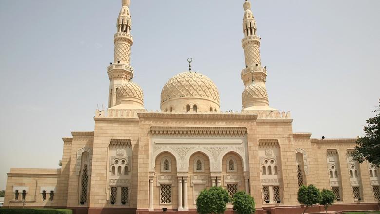 Masjid Jumeirah di Dubai (Thinkstock)