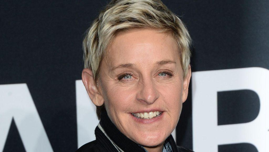 Rumah Rp 402 M Ellen DeGeneres Dibobol Maling, Perhiasan Mewah Raib