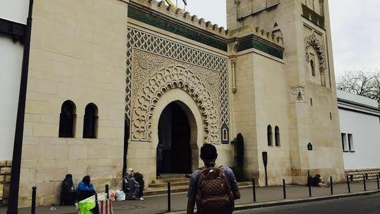 5 Fakta Masjid Raya Paris, Bangunan yang Dibangun Setelah PD I/Foto: Niken Widya Yunita