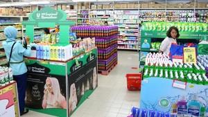 Promo Produk Pembersih Gratis Kecap di Transmart Carrefour