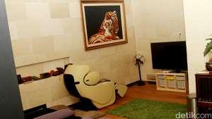 Yuk, Intip Isi Rumah Baru Baim Wong yang Bergaya ala Modern Jepang!