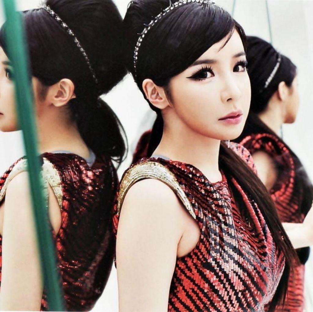 Park Bom eks 2NE1 Siap Comeback Solo Setelah 8 Tahun