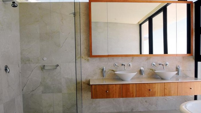 Ilustrasi kamar mandi. (Foto: Thinkstock)