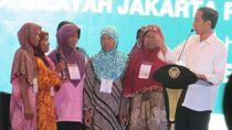 Ketika Ibu-ibu di Banten Minta Pekerjaan untuk Bantu Suami ke Presiden Jokowi