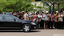 Kapan Jokowi dan Maruf Pakai Mobil Dinas Baru?