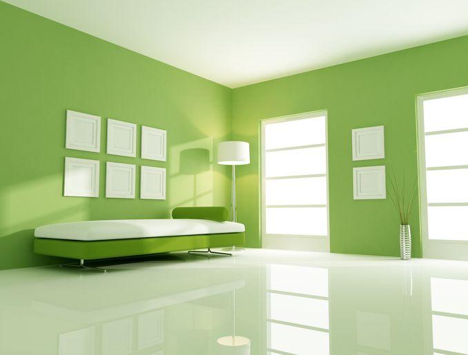 Kombinasi Warna Cat Dinding Dan Keramik tak harus putih 6 warna ini juga buat ruangan tampak lebih