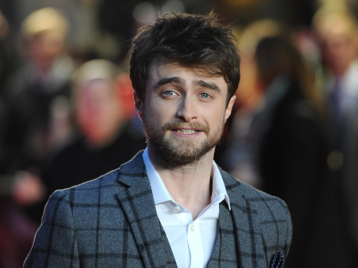 NEW YORK, NY - JUNE 06:  Actor Daniel Radcliffe attends the Now You See Me 2 World Premiere at AMC Loews Lincoln Square 13 theater on June 6, 2016 in New York City.  (Photo by Andrew Toth/Getty Images)