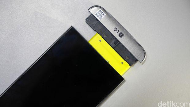 Unboxing LG G5 SE