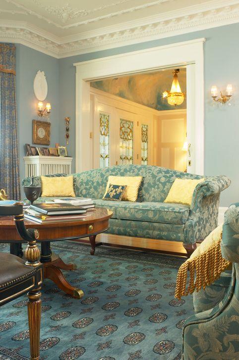 Tak Harus Putih 6 Warna Ini Juga Buat Ruangan Tampak Lebih Besar