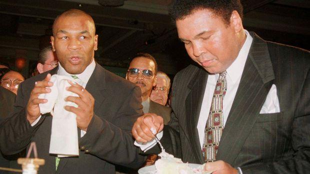 Muhammad Ali memberikan inspirasi bagi banyak petinju yang menjalani karier setelah era dirinya.