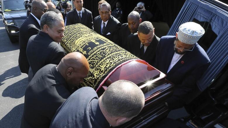Obama Sebut Muhammad Ali Menginspirasi Dirinya Menjadi Presiden AS