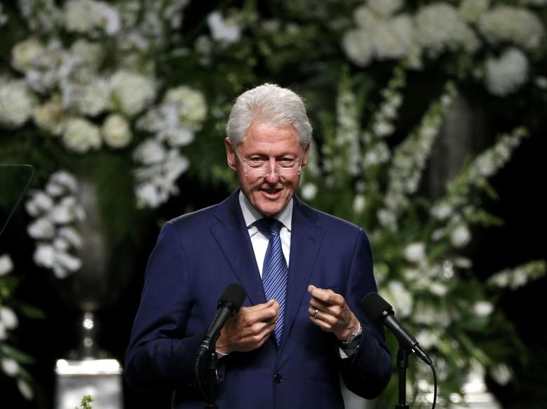Novel Mencekam Bill Clinton Segera Terbit di Indonesia