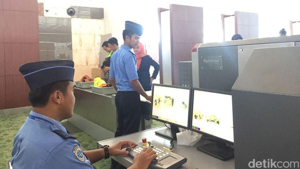 Keamanan di 14 Bandara Ini Diperketat Pasca Teror Bom