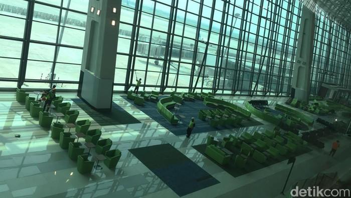 Ujicoba Terminal 3 Ultimate Soetta