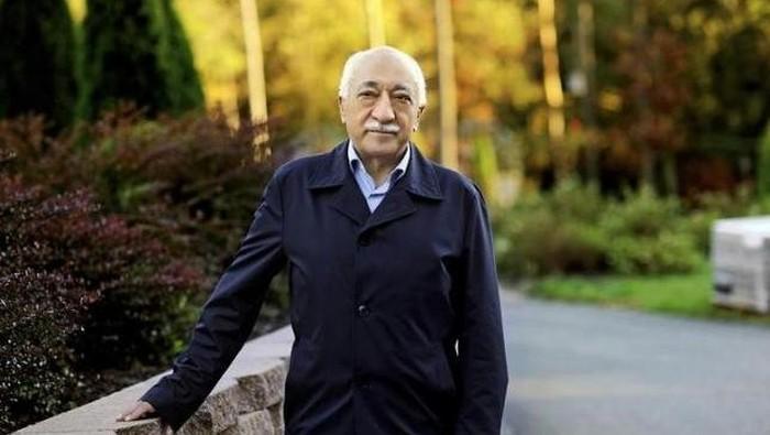 Fethullah Gulen (Reuters/Selahattin Sevi/Zaman Daily via Cihan News Agency)