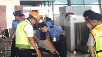 Buntut Bom Medan, Keamanan di 19 Bandara Diperketat