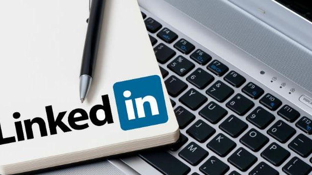China Dituding Pakai LinkedIn untuk Rekrut Mata-mata