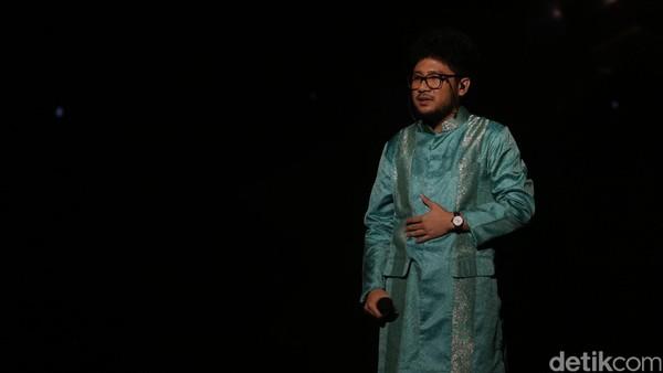 Apa Kata Kunto Aji tentang Isu Rasial di Grammy?