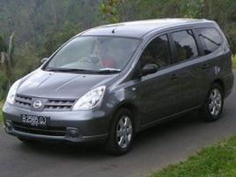 Nissan Grand Livina 2007