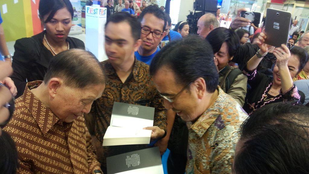 Mochtar Riady Boyong First Media ke Malang