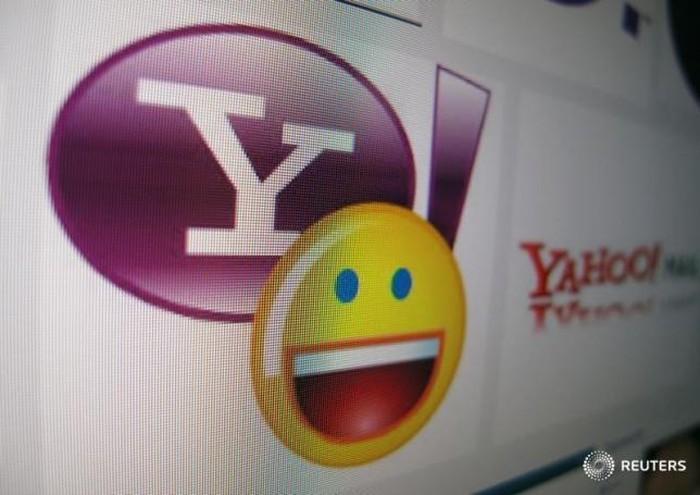 Yahoo Messenger. Foto: Reuters