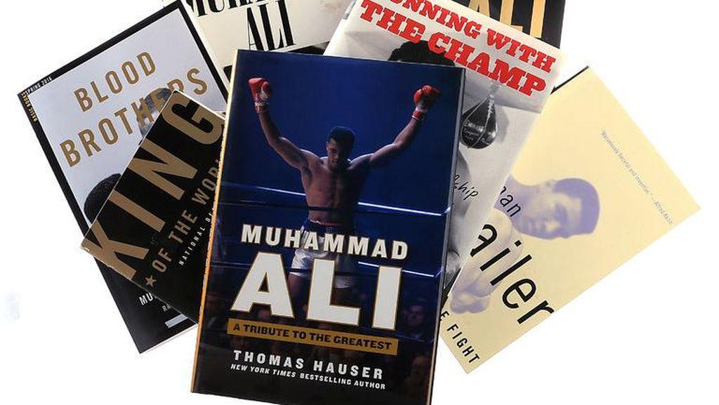 Kisah Hidup Muhammad Ali Diterbitkan Ulang