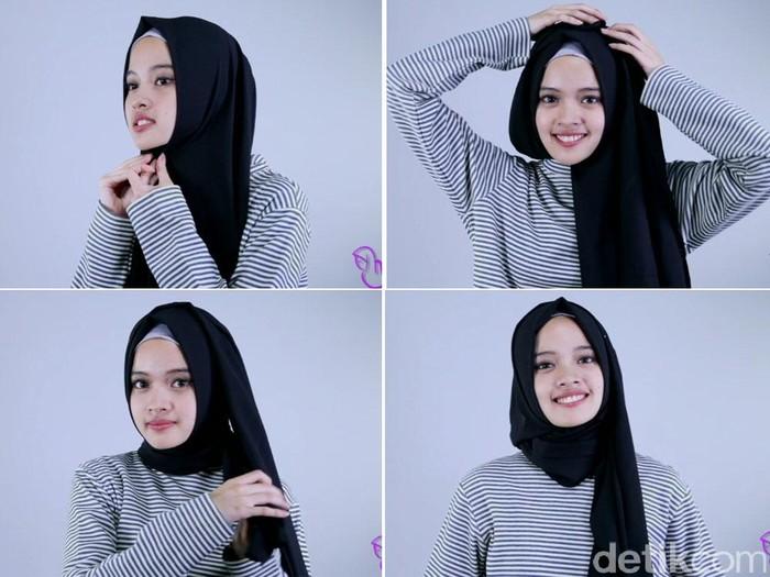 Tutorial Hijab Untuk Olahraga Saat Puasa