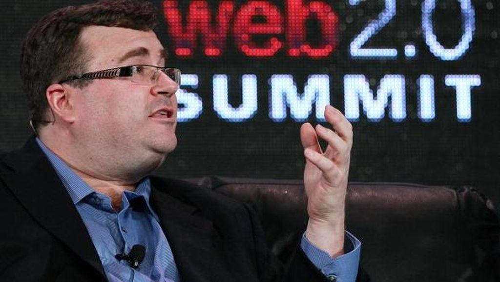 Sepak Terjang Pendiri LinkedIn, Pria Berharta Rp 26,6 Triliun