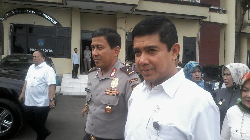 Menteri Yuddy Larang PNS Ambil Cuti Tambahan Pasca Libur Lebaran