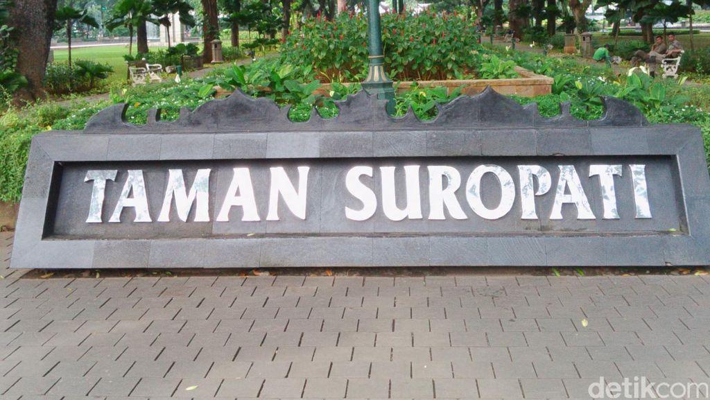 JJ Rizal Kaget Pospol Taman Suropati Jadi 2 Lantai: Itu Kawasan Cagar Budaya