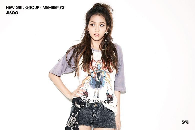 Lewat situs resmi YG-Life.com foto-foto Jisoo dipajang dengan berbagai konsep. (YG Entertainment)
