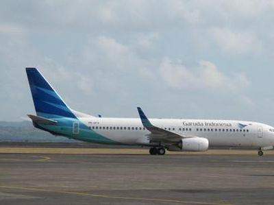 Ada Taifun Mangkhut, Garuda Batal Terbang ke Hong Kong Sabtu-Minggu Ini