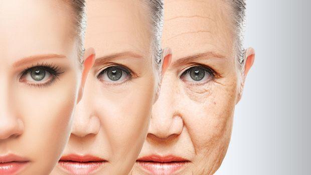 ilustrasi penuaan