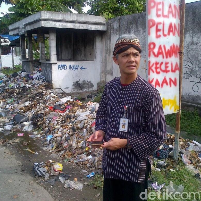 Ganjar: Pemilih Jokowi Di Jateng Lebih Besar Dari Saya Di