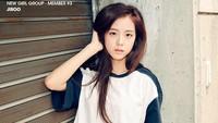 Wajah trainee yang satu ini bisa dibilang tak kalah populer dari Jennie. (YG Entertainment)