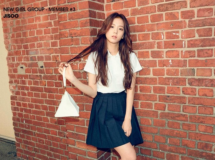 Jisoo Blackpink. Foto: YG Entertainment.