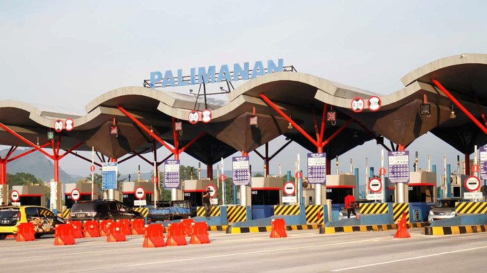 Gerbang Tol Palimanan (Foto: Istimewa)