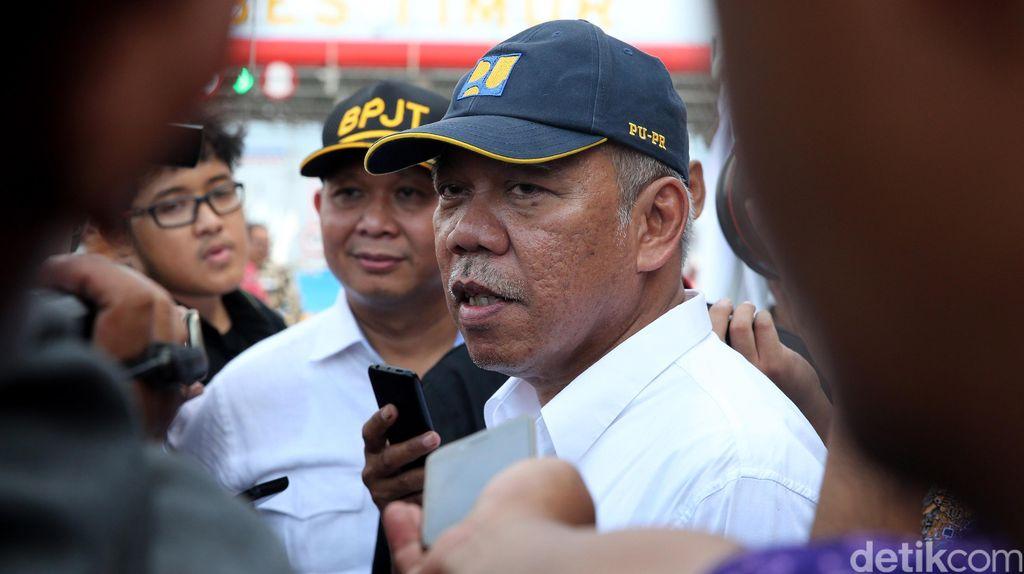 Jakarta Banjir, Menteri PUPR: Jangan Beda-bedain Kewenangan