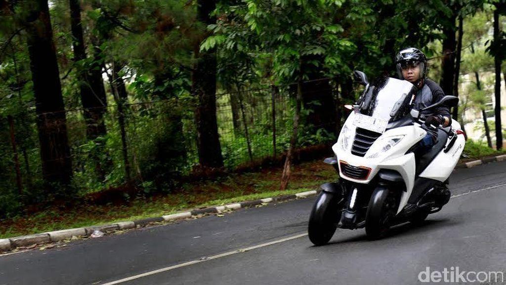 Dianggap Jiplak Motor Piaggio, Peugeot Motorcycle Didenda Puluhan Miliar