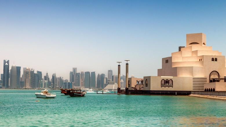 Museum of Islamic Art di Doha, Qatar