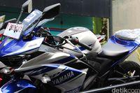 Ilustrasi Yamaha R25